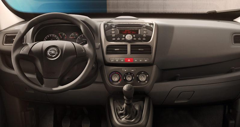 Opel Combo full