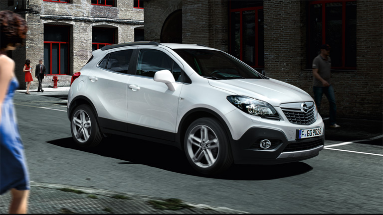 Opel Mokka full