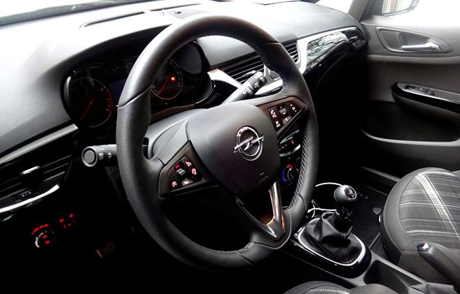 Opel Corsa full