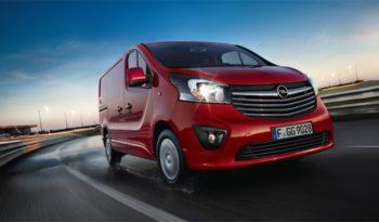 Opel Vivaro van full