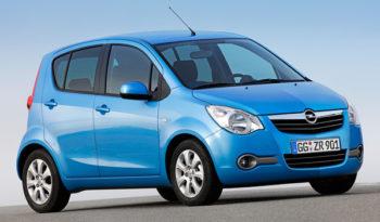 Opel Agila full