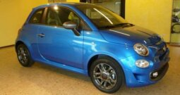 Fiat 500 hybrid sport MY20